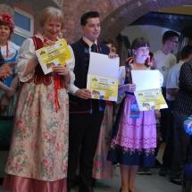 laureaci Konkursu Godomy po naszymu z biletami do Brukseli